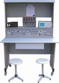 JDGY-01A  电子技能及生产工艺流水线创新实训台