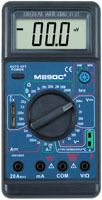M890C+数字式万用表 带温度测量