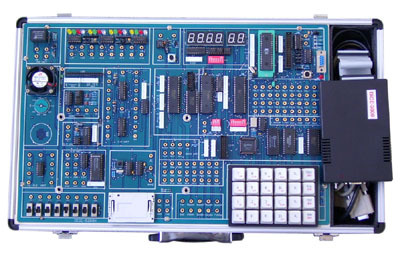 DICE-5203H单片机开发实验箱