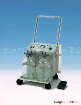 电动吸引器(国产)高负压/大流量/手推式/2500mL×2