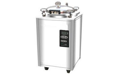 LDZX-30FAS不锈钢立式压力灭菌锅