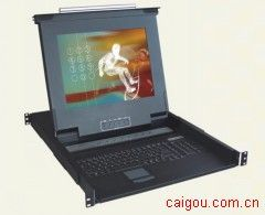 北京17寸KVM切换器8路USBKVM切换器