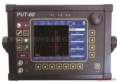 PUT-60智能超声波探伤仪