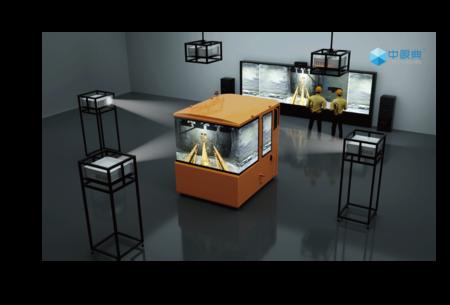 中视典VST半实物虚拟仿真培训平台