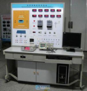 太阳能光伏并网发电教学实训装置 新能源模型