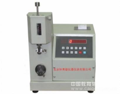耐折度测定仪/耐折度检测仪  型号:HYD-YT-N-135