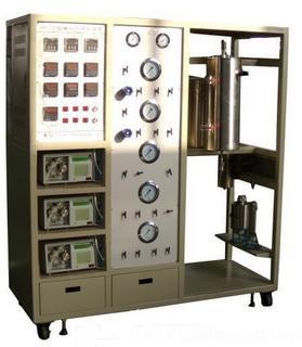 玻璃精馏塔,不锈钢精馏塔,实验玻璃精馏装置伴热带