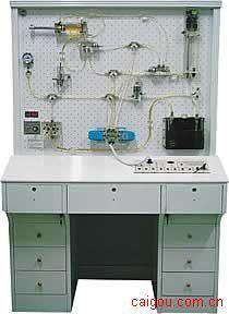 透明液压演示系统(PLC、负载支架)