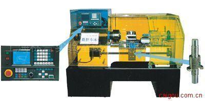 BP-XKC6136型透明数控车床