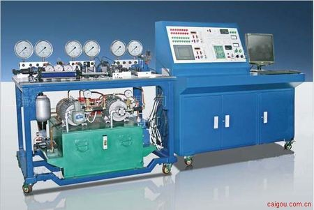 BP-A伺服液压测试实验台