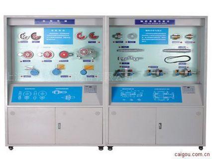 BPJXJ-12 型机械设计基础陈列柜