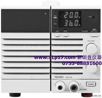 日本德士(TEXIO)PS60-6稳压直流电源