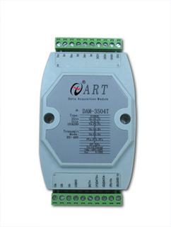 供应RS485数据采集模块DAM-3504-T