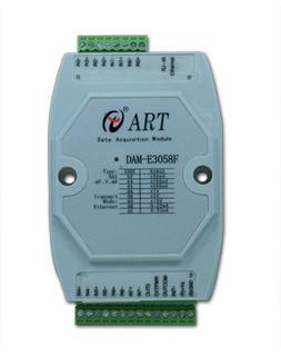 供应RJ45数据采集模块DAM-E3058F