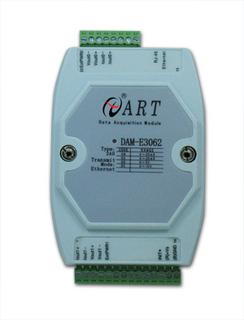 供应RJ45数据采集模块DAM-E3062