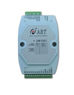 供应RJ45数据采集模块DAM-E3017