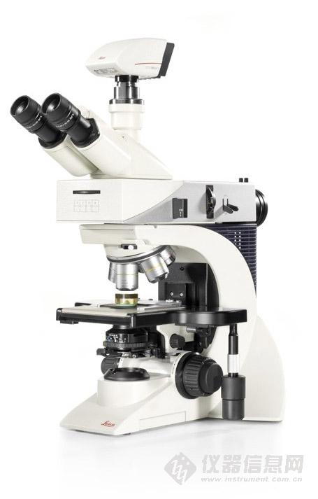 徕卡全面更新工业显微镜产品线