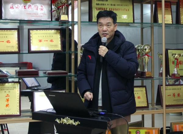 """2019""""智慧體育""""山西省高校體育部主任專題研討會在太原成功召開"""