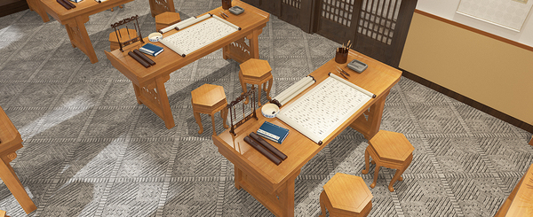 教育信息化2.0 时代开场:智慧书法教室与空间美学的深度融合