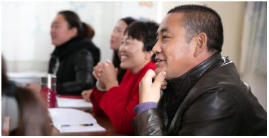 希沃携手美丽中国,让教育均衡之花绽放
