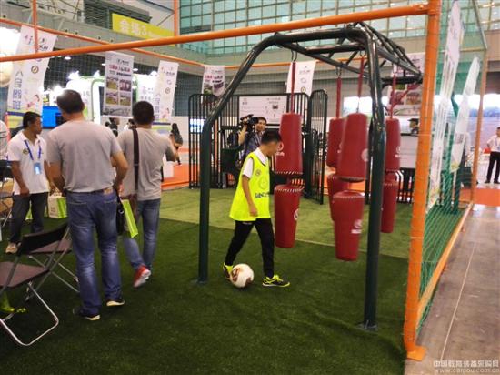 聚焦南京 共享校园体育装备行业盛会
