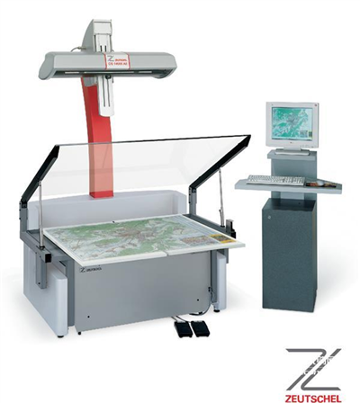 非接触式书刊档案扫描仪纸质图书数字化必备神器