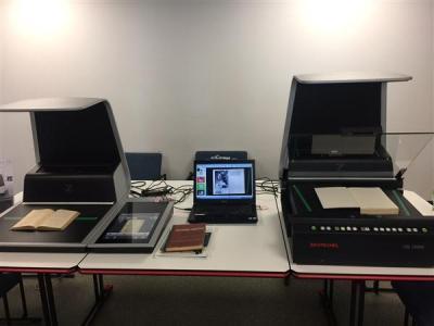 赛数书刊扫描仪为图书馆数字化量身打造