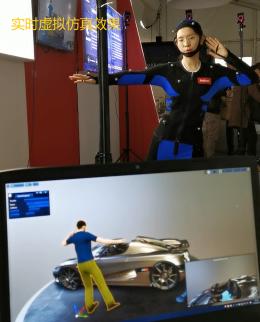 NOKOV度量动作捕捉系统即将亮相中国高等教育博览会