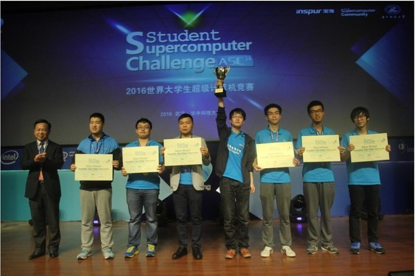 上海交大廖秋承:超算竞赛给大学生种下计算的种子