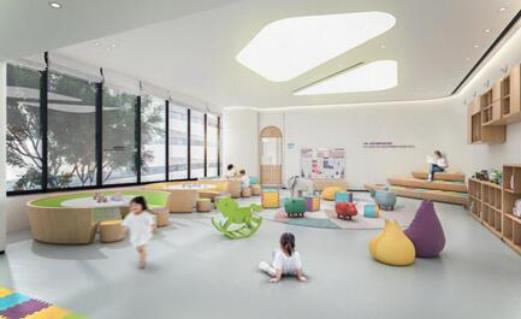 广州幼师到汇景新城国际幼儿园开展教研活动