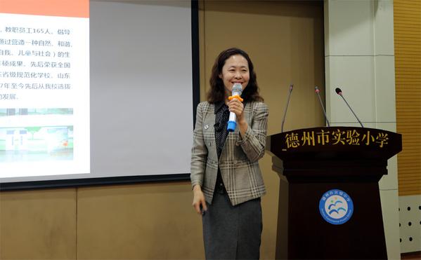 蘇霞校長:學校裝備不完全如企業所想象