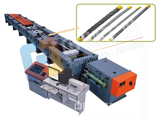 钢丝绳拉伸强度的测定/钢丝绳拉力试验机