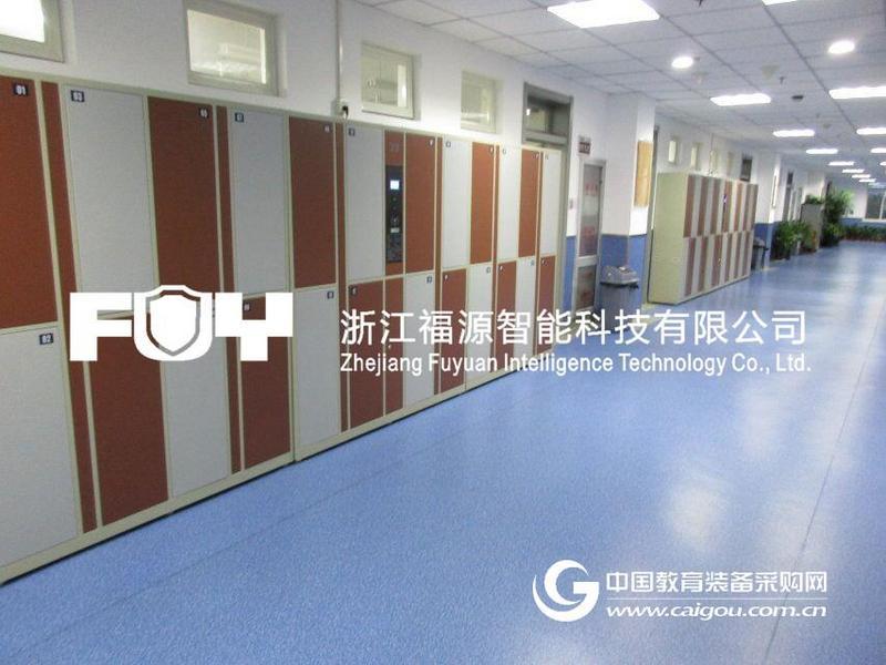 学生储物柜 学校更衣柜及学生更衣柜解决方案-福源