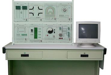 DICE-PLC可编程序控制器实验演示屏