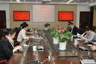 教育部教育装备研究与发展中心韩呼生主任一行莅临南京指导协同创新研究机构工作