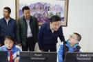 天水市李晓东调研智慧校园建设情况