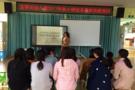 玉带河幼儿园组织新教师开展电教能力培训会