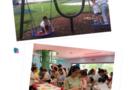 愛在一起,童心閃耀——記天行創世紀學校小學部校園接待日活動