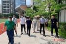 广州市领导视察佛山伊顿国际学校高中项目,表示充满信心与期待!
