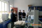 甘肃农业大学领导赴定西调研旱作农业综合实验站