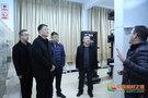 国家信息中心和省发改委等领导来陇东学院调研指导工作