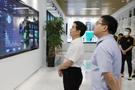 北京师范大学校长董奇视察教育集团,智慧教育大数据平台打破界限为用户智慧服务