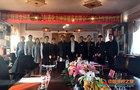 通化师范学院与通化力神公司开展校企合作