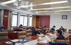 """安徽科技学院领导参加党支部学习并为""""学习之星""""颁奖"""
