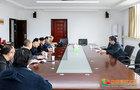 淮北师范大学校长姚佐文检查滨湖校区建设和开学准备工作