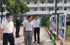 赣南医学院领导检查春季开学工作走访看望返校学生