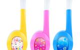 聲麗兒童耳機頭戴式耳麥帶麥克風帶話筒平板手機臺式電腦學生網課護耳英語聽力可愛mp3音樂男生女生雙插頭