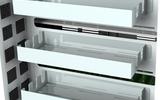 際慶科技筆記本電腦充電柜NB50 筆記本電腦智能充電 集中儲存 可移動充電柜