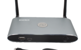 RENSTRON旗下WTP系列四画面无线投屏WTP-50F无线协作系统无线投影无线视频网关