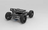 码图机器人  创客套件 /人工智能套件  HY-K001